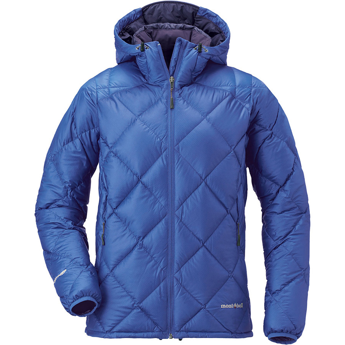 photo: MontBell Women's Alpine Light Down Parka down insulated jacket