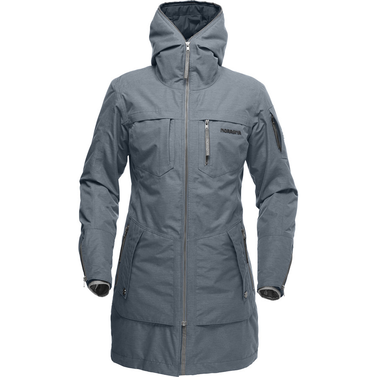 photo: Norrona Women's /29 Gore-Tex Primaloft Parka synthetic insulated jacket