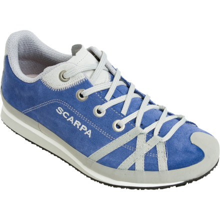 photo: Scarpa Women's Caipirinha approach shoe