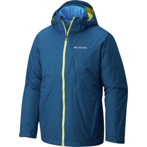 photo: Columbia Men's Whirlibird Interchange Jacket component (3-in-1) jacket