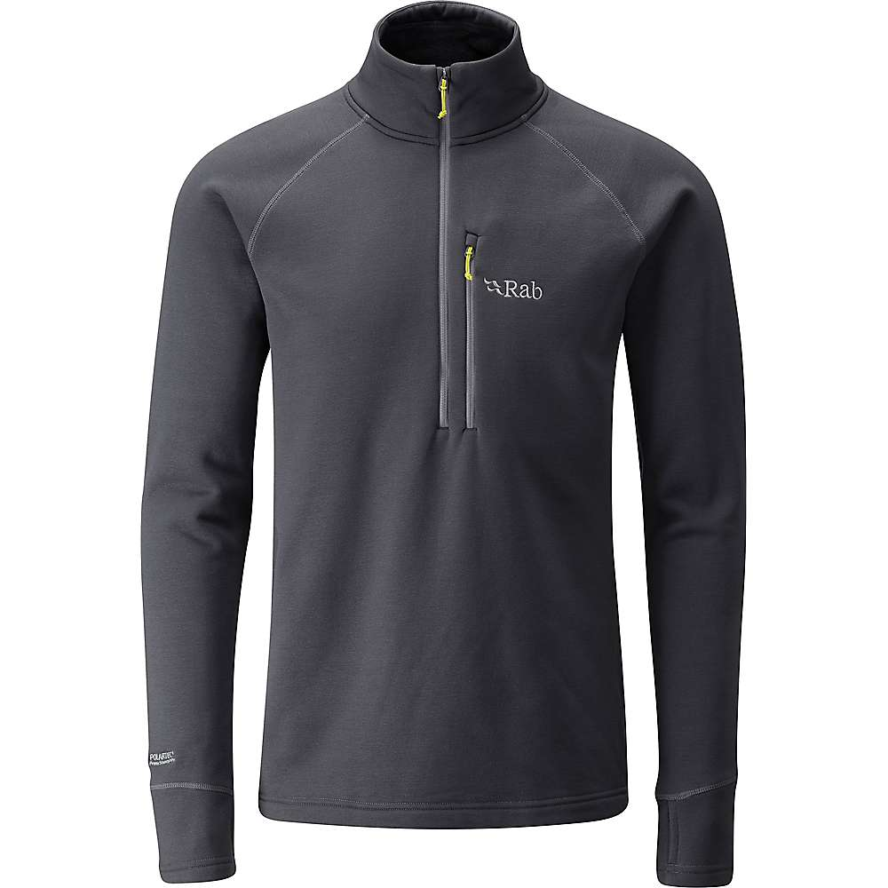 photo: Rab Power Stretch Pro Pull-On fleece top