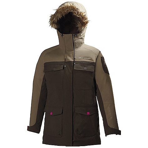 photo: Helly Hansen Flow Down Parka down insulated jacket