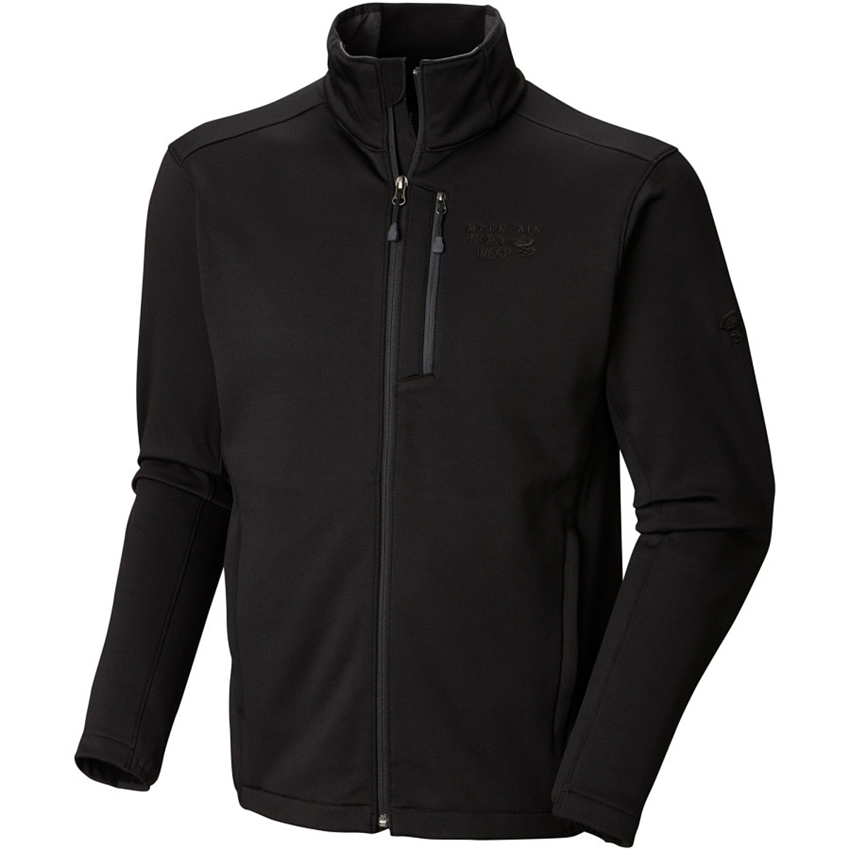 photo: Mountain Hardwear Men's Arlando Jacket fleece jacket