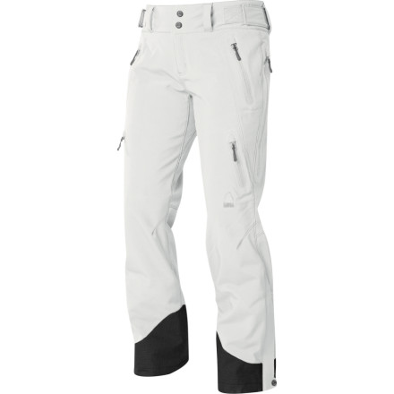 photo: Sierra Designs Women's Lunatic Pant soft shell pant