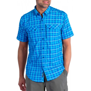 ExOfficio Sol Cool Cryogen Plaid Short Sleeve Shirt