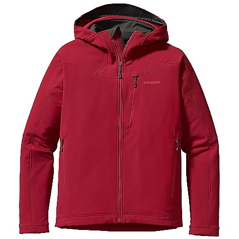photo: Patagonia Guide Hoody soft shell jacket