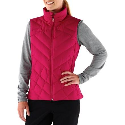 photo: REI Women's Therum Down Vest down insulated vest