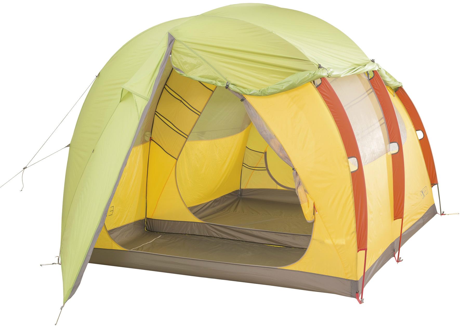 photo: Exped Ursa VI three-season tent