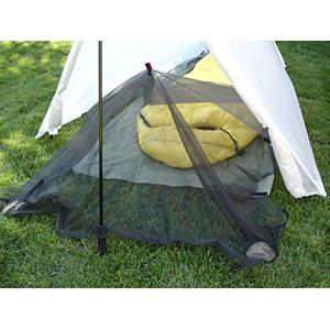 photo: Gossamer Gear Bug Canopy bug shelter