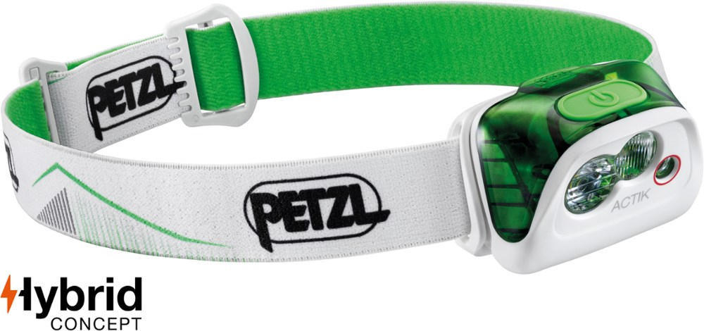 photo: Petzl Actik headlamp