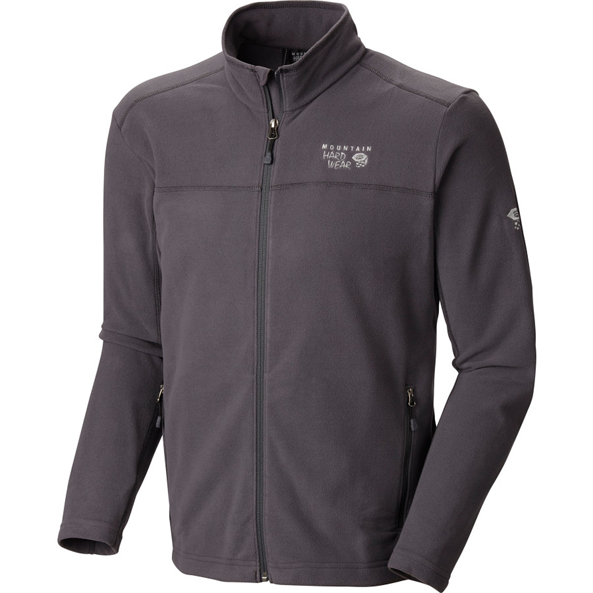 photo: Mountain Hardwear Boys' MicroChill Jacket fleece jacket