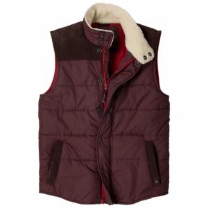 photo: prAna Waylen Vest synthetic insulated vest