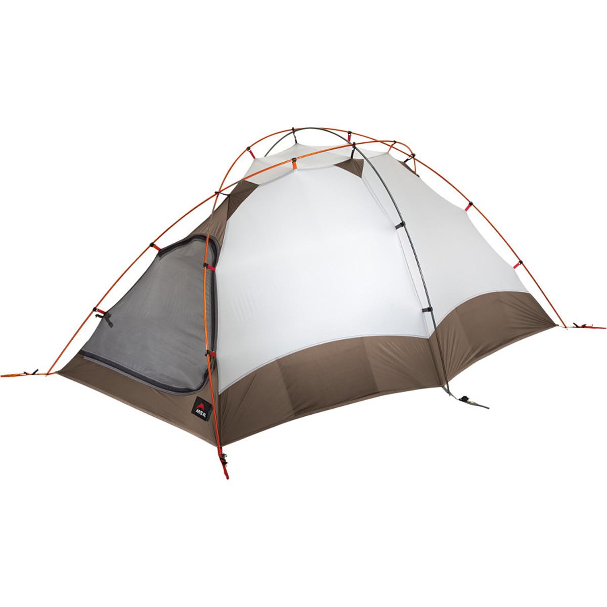 photo: MSR Fury four-season tent