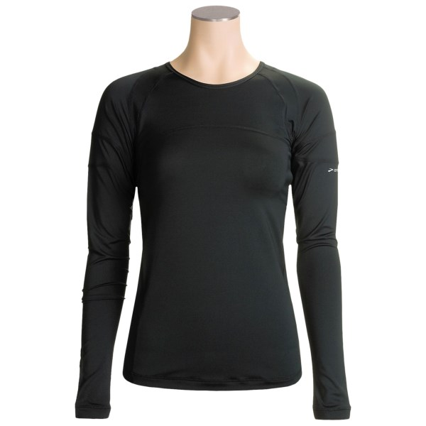 photo: Brooks Equilibrium LS long sleeve performance top