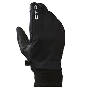 photo: Chaos CTR Glacier Air Protect Glove soft shell glove/mitten