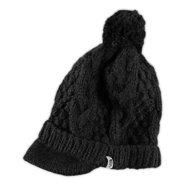 photo: The North Face Floppy Visor Beanie winter hat