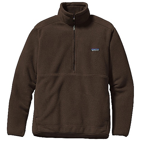 photo: Patagonia Synchilla Marsupial fleece top