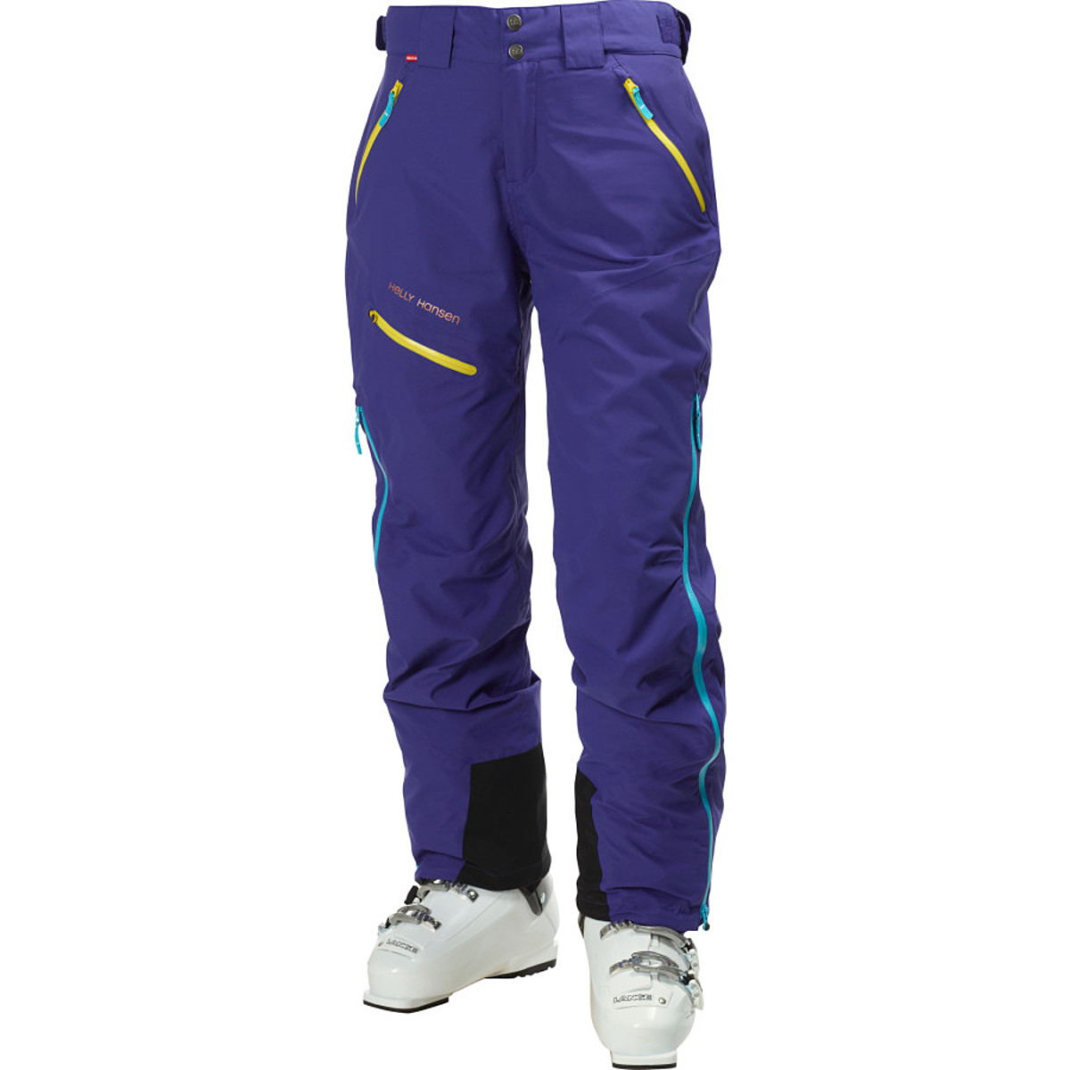 photo: Helly Hansen Women's Verglas Randonee Pants waterproof pant