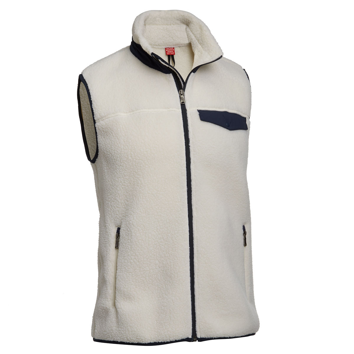 photo: EMS Legacy 300 Fleece Vest fleece vest