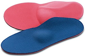Lynco L425 Sports Orthotic - Posted Heel w/Met Pad