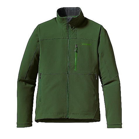 photo: Patagonia Guide Jacket soft shell jacket