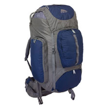 photo: Kelty Tioga 5500 external frame backpack