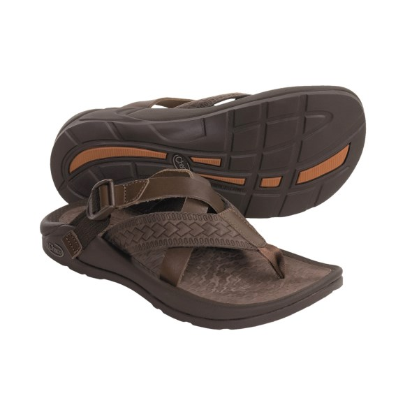 photo: Chaco Hipthong EcoTread sport sandal