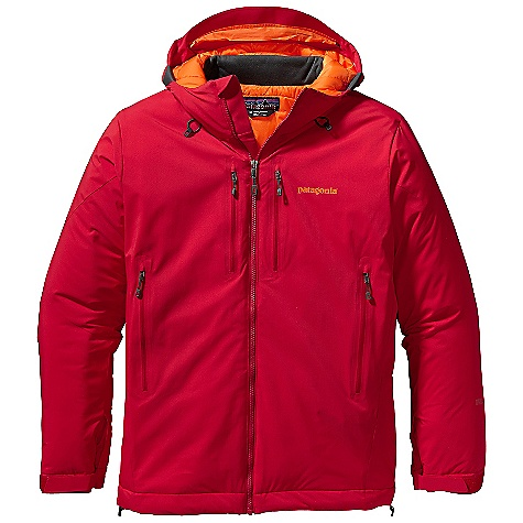 photo: Patagonia Apastron Hoody soft shell jacket