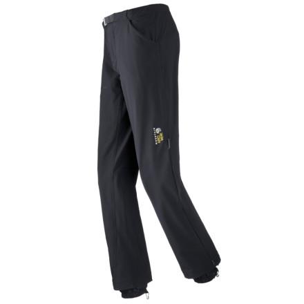 photo: Mountain Hardwear Teralyn Pant soft shell pant