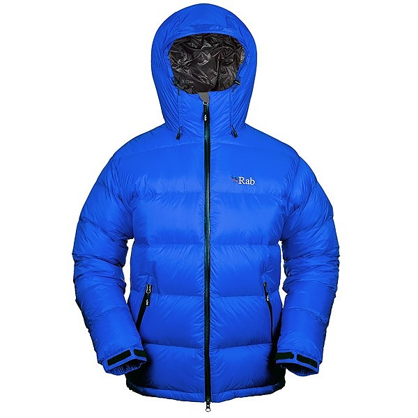 photo: Rab Neutrino Endurance Jacket down insulated jacket