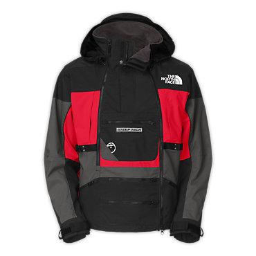 photo: The North Face Steep Tech Work Jacket snowsport jacket