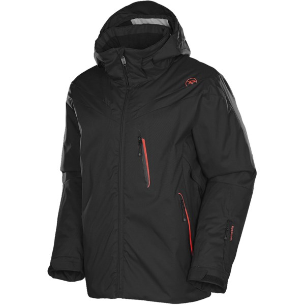 photo: Rossignol Curves Jkt synthetic insulated jacket