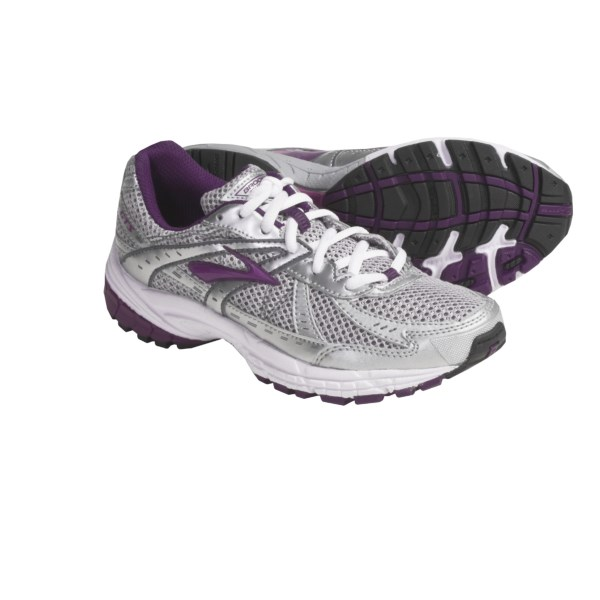 photo: Brooks Adrenaline GTS trail running shoe