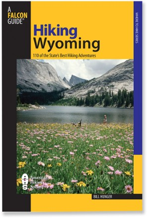 photo: Falcon Guides Hiking Wyoming us mountain states guidebook