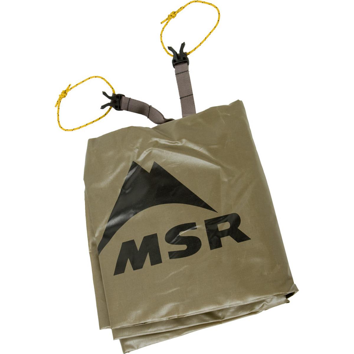 MSR Carbon Reflex 2 Footprint