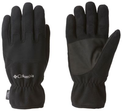 photo: Columbia Wind Bloc Glove fleece glove/mitten