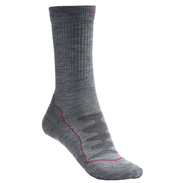 photo: Keen Women's Boulder Canyon Crew Lite Sock hiking/backpacking sock