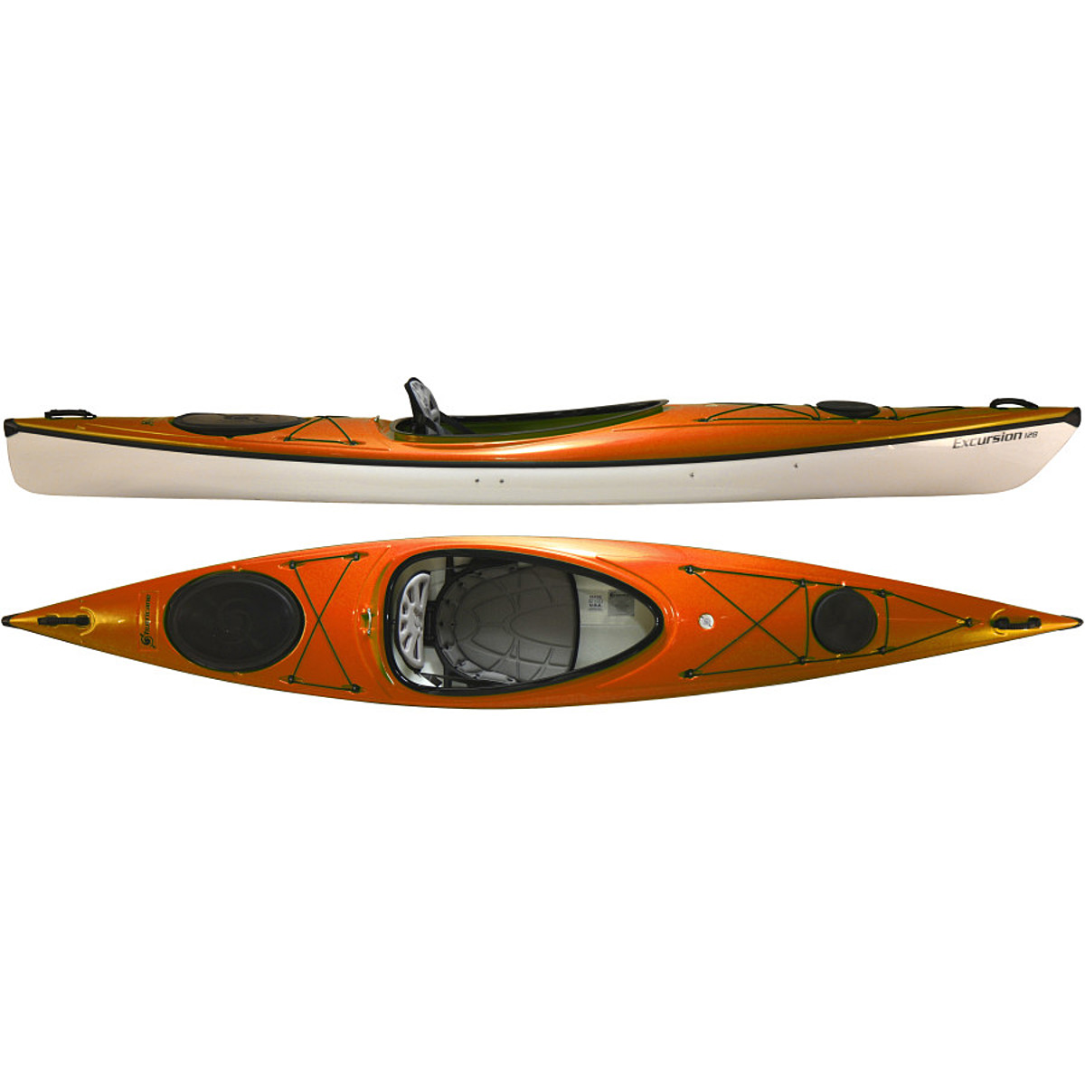 photo: Hurricane Excursion 128 touring kayak