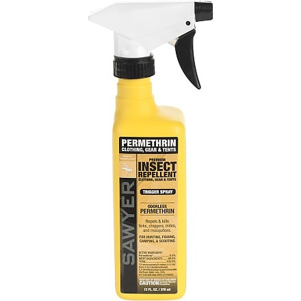 photo: Sawyer Permethrin Insect Repellent Treatment for Clothing, Gear, and Tents insect repellent
