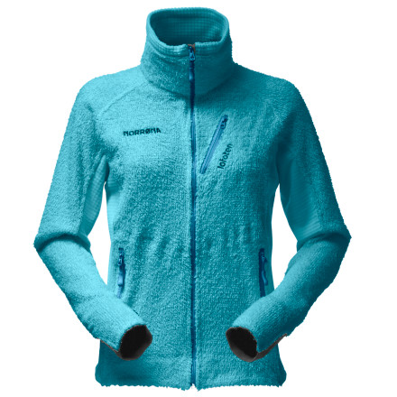 photo: Norrona Women's Lofoten Warm2 Jacket fleece jacket