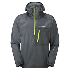 photo: Montane Minimus 777 Pull-On wind shirt