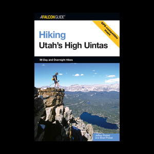Falcon Guides Hiking Utah's High Uintas