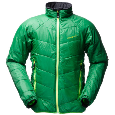 photo: Norrona Men's Lyngen CLO100 Jacket synthetic insulated jacket
