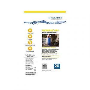 Katadyn Micropur MP1 Purification Tablets