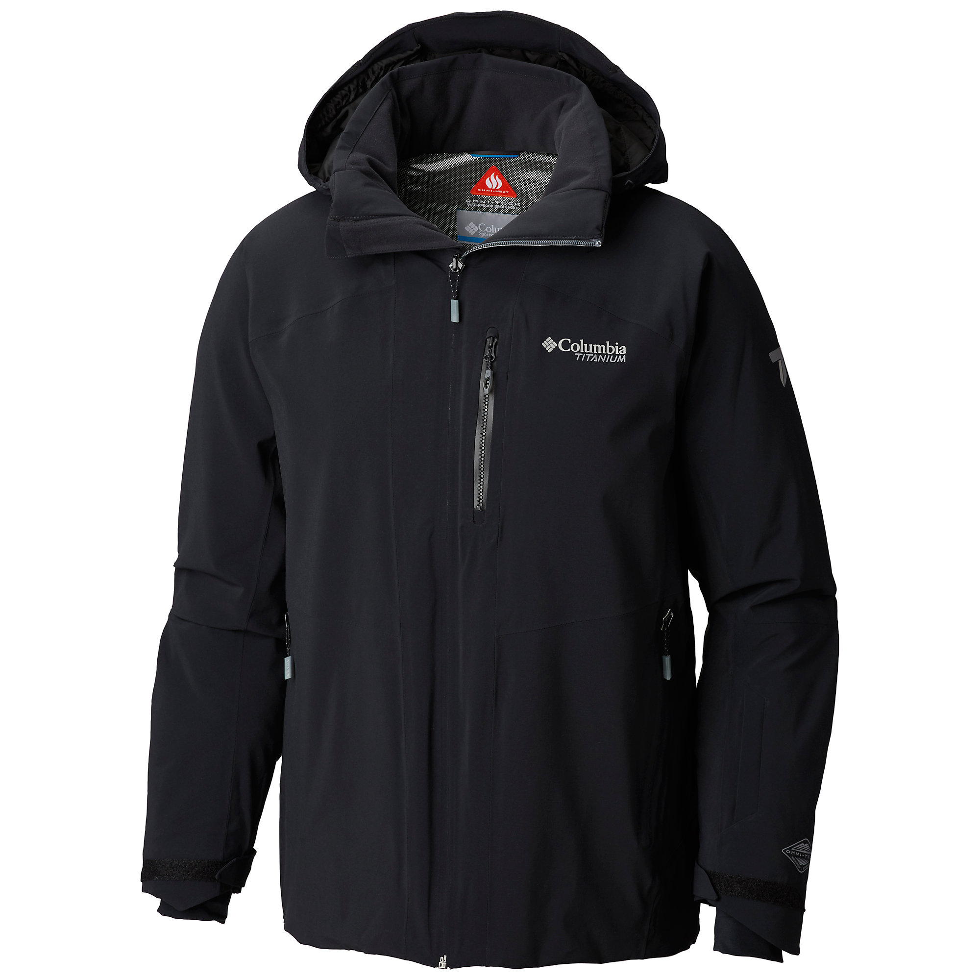 photo: Columbia Snow Rival Jacket synthetic insulated jacket