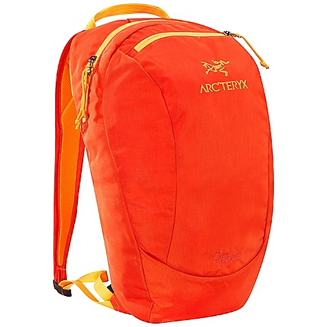photo: Arc'teryx Pyxis 12 daypack (under 2,000 cu in)