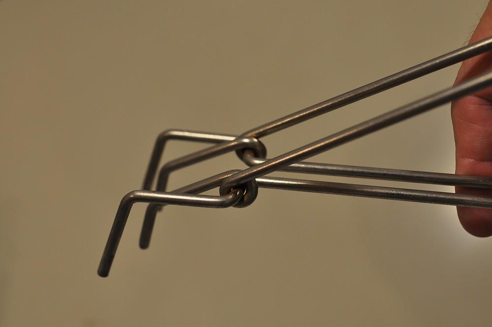 photo: Paddy Pallin Spondonicles stove accessory