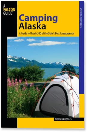 photo: Falcon Guides Camping Alaska us pacific states guidebook