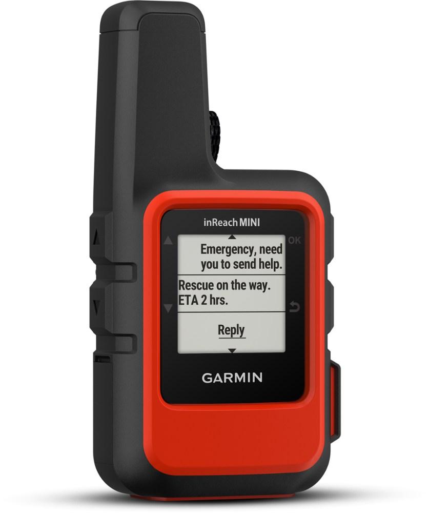 photo: Garmin inReach Mini locator beacon