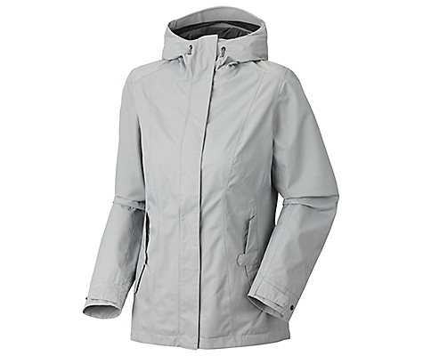 photo: Mountain Hardwear Genevara Jacket waterproof jacket